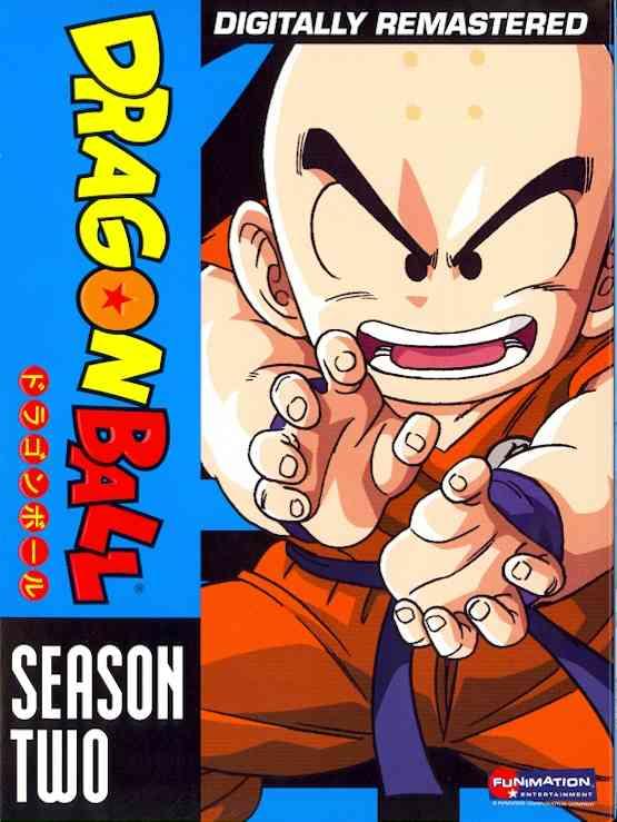DRAGON BALL:SEASON 2 BY DRAGON BALL (DVD)