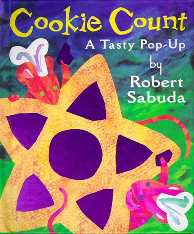 Cookie Count By Sabuda, Robert